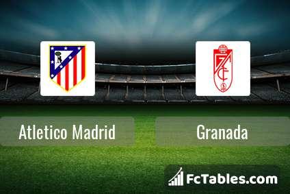 Podgląd zdjęcia Atletico Madryt - Granada