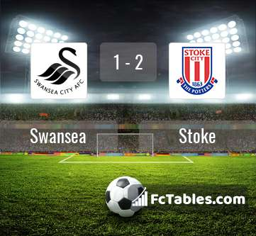 Preview image Swansea - Stoke