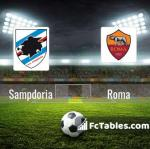 Preview image Sampdoria - Roma