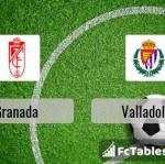 Preview image Granada - Valladolid