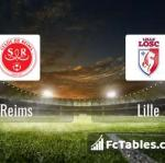 Preview image Reims - Lille