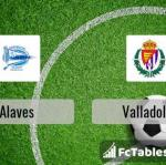 Preview image Alaves - Valladolid