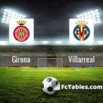 Preview image Girona - Villarreal