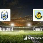 Preview image Huddersfield - Burnley