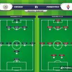 Lineup image Udinese - Fiorentina