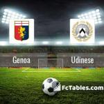 Preview image Genoa - Udinese