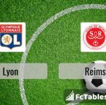 Preview image Lyon - Reims