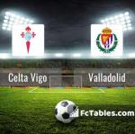 Preview image Celta Vigo - Valladolid