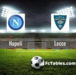 Preview image Napoli - Lecce