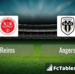 Preview image Reims - Angers