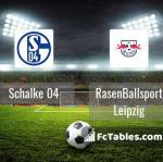Preview image Schalke 04 - RasenBallsport Leipzig