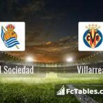 Preview image Real Sociedad - Villarreal
