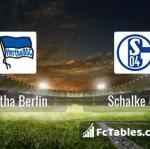 Preview image Hertha Berlin - Schalke 04