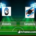 Preview image Atalanta - Sampdoria