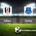 Preview image Fulham - Everton