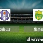 Preview image Toulouse - Nantes