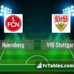Preview image Nuernberg - VfB Stuttgart