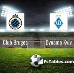 Preview image Club Bruges - Dynamo Kyiv