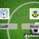 Preview image Cardiff - Burnley