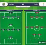 Lineup image Parma - Lazio