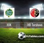 Preview image HJK - HB Torshavn