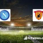Preview image Napoli - Benevento