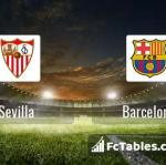 Preview image Sevilla - Barcelona