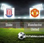 Preview image Stoke - Manchester United