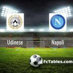 Preview image Udinese - Napoli