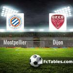 Preview image Montpellier - Dijon