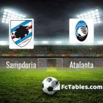 Preview image Sampdoria - Atalanta
