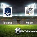 Preview image Bordeaux - Amiens