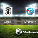 Preview image Angers - Strasbourg