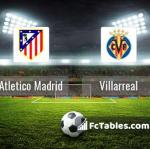 Preview image Atletico Madrid - Villarreal