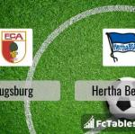Preview image Augsburg - Hertha Berlin