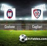 Preview image Crotone - Cagliari