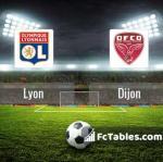 Preview image Lyon - Dijon