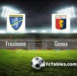Preview image Frosinone - Genoa