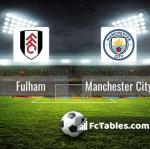 Preview image Fulham - Manchester City