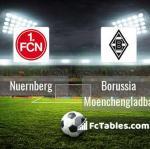 Preview image Nuernberg - Borussia Moenchengladbach