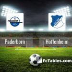 Preview image Paderborn - Hoffenheim