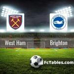 Preview image West Ham - Brighton