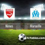 Preview image Nimes - Marseille