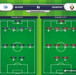 Lineup image Alaves - Osasuna