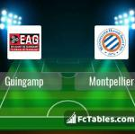 Preview image Guingamp - Montpellier