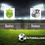 Preview image Nantes - Amiens