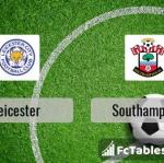 Preview image Leicester - Southampton