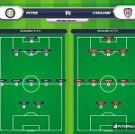 Lineup image Inter - Cagliari