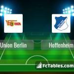 Preview image Union Berlin - Hoffenheim