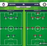 Lineup image Crotone - Inter